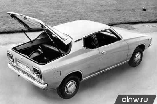Каталог запасных частей Datsun Cherry II Купе