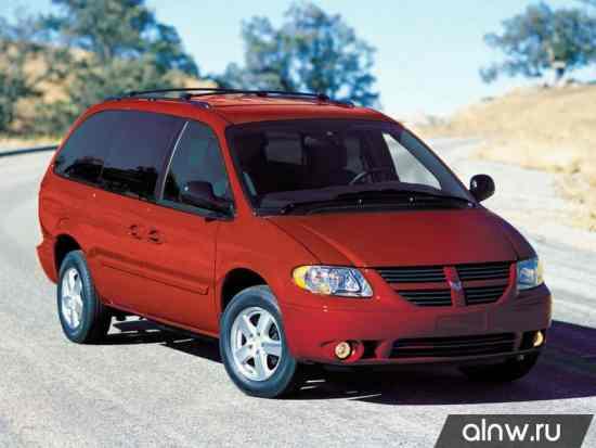 Каталог запасных частей Dodge Caravan IV Минивэн