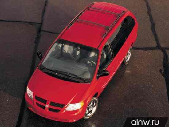 Программа диагностики Dodge Caravan IV Минивэн