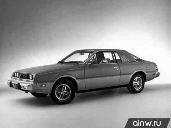 Dodge Challenger II Купе