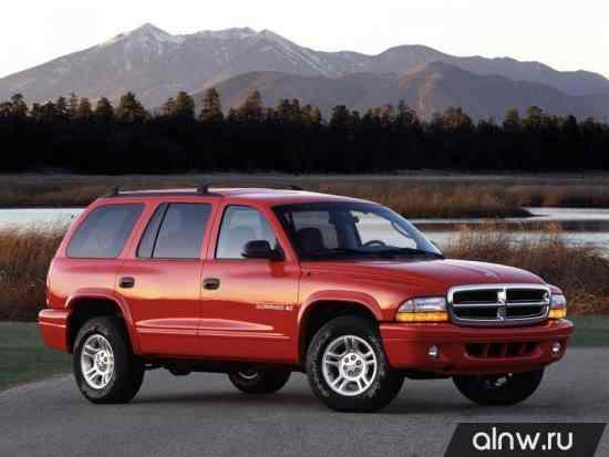 Каталог запасных частей Dodge Durango I Внедорожник 5 дв.