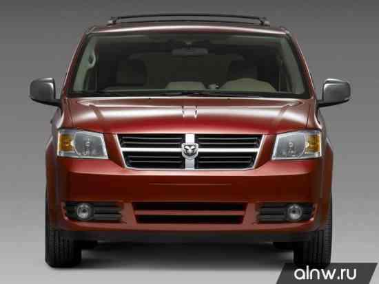 Каталог запасных частей Dodge Grand Caravan V Минивэн