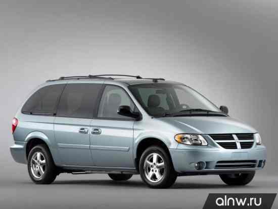Dodge Grand Caravan IV Минивэн