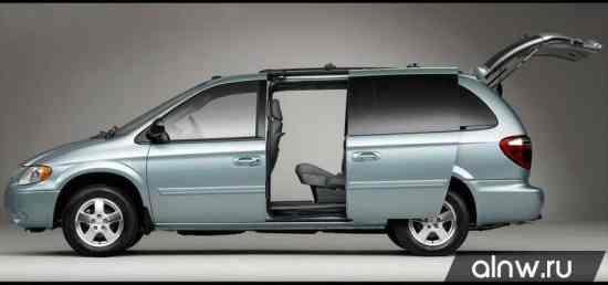 Инструкция по эксплуатации Dodge Grand Caravan IV Минивэн
