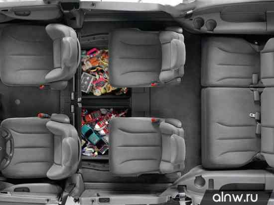 Каталог запасных частей Dodge Grand Caravan IV Минивэн