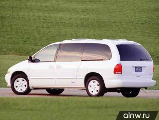 Инструкция по эксплуатации Dodge Grand Caravan III Минивэн