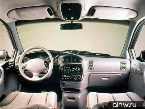 Каталог запасных частей Dodge Grand Caravan III Минивэн