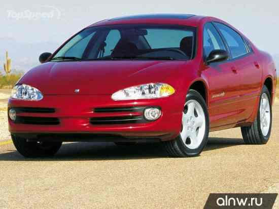 Dodge Intrepid II Седан