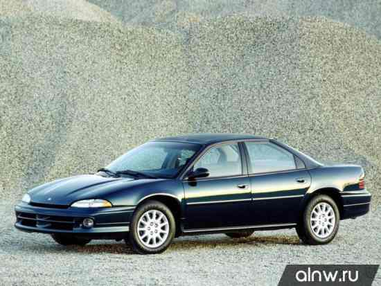 Dodge Intrepid I Седан