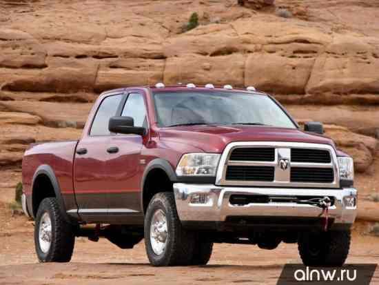 Dodge RAM IV (DS/DJ) Пикап Двойная кабина
