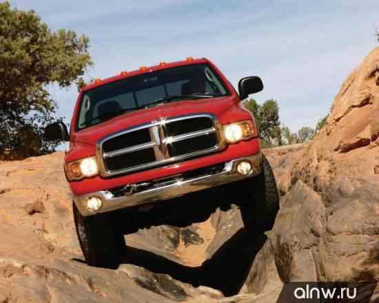 Каталог запасных частей Dodge RAM III (DR/DH) Пикап Двойная кабина