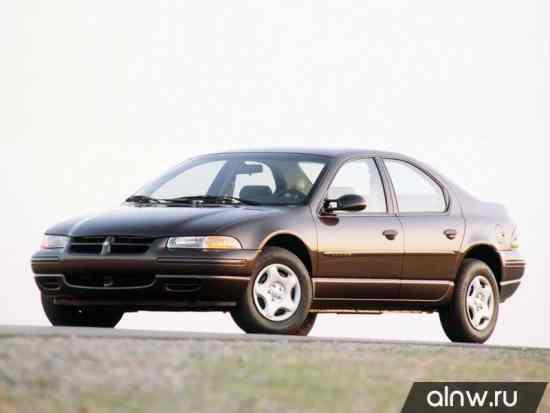 Dodge Stratus I Седан