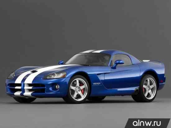 Dodge Viper IV Купе