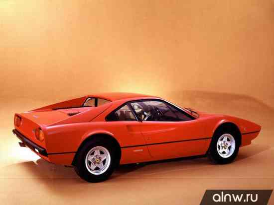 Каталог запасных частей Ferrari 208/308  Купе