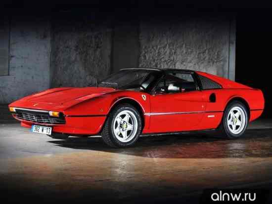 Руководство по ремонту Ferrari 208/308  Тарга