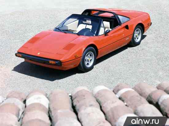 Каталог запасных частей Ferrari 208/308  Тарга