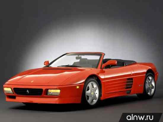 Ferrari 348  Родстер