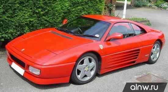 Ferrari 348  Купе
