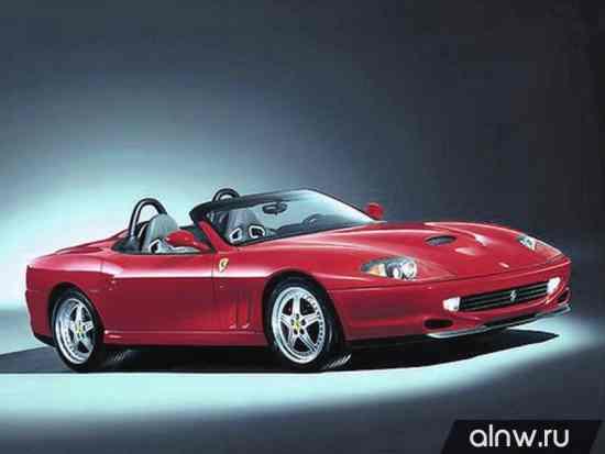Ferrari 550  Родстер