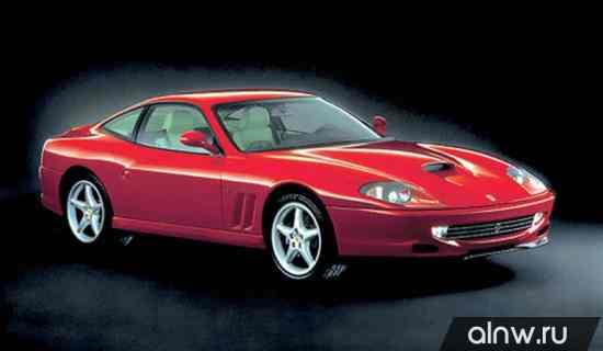 Ferrari 550  Купе