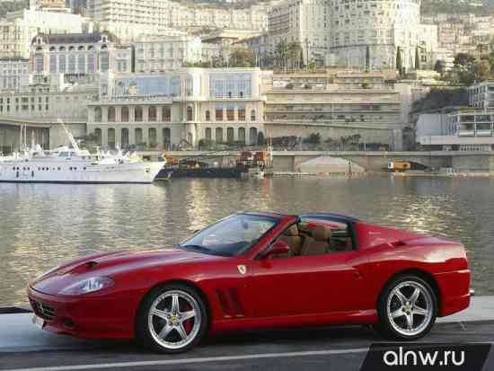 Ferrari 575M  Родстер