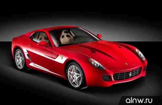 Ferrari 599  Купе