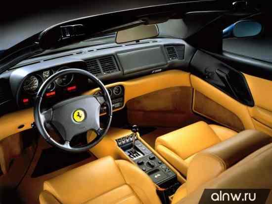 Программа диагностики Ferrari F355  Тарга
