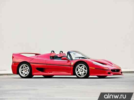 Ferrari F50  Родстер