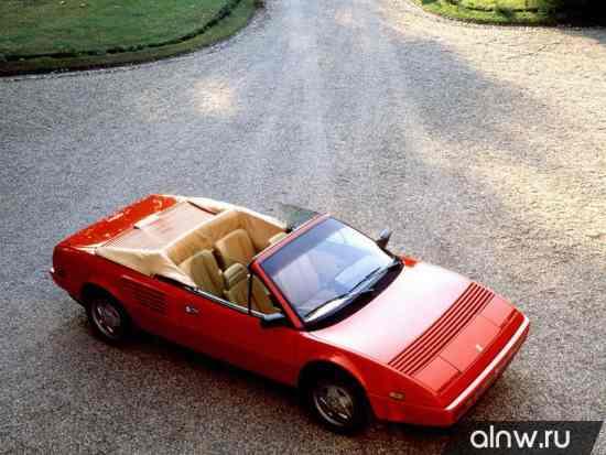 Инструкция по эксплуатации Ferrari Mondial  Кабриолет