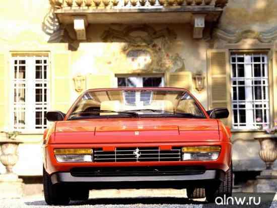 Каталог запасных частей Ferrari Mondial  Кабриолет