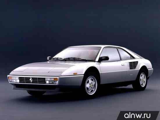 Руководство по ремонту Ferrari Mondial  Купе