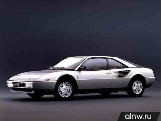 Каталог запасных частей Ferrari Mondial  Купе