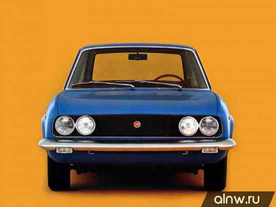 Инструкция по эксплуатации Fiat 124  Купе