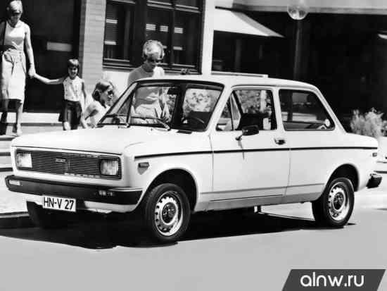 Руководство по ремонту Fiat 128  Седан