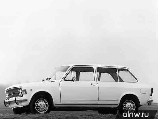 Fiat 128  Универсал 3 дв.