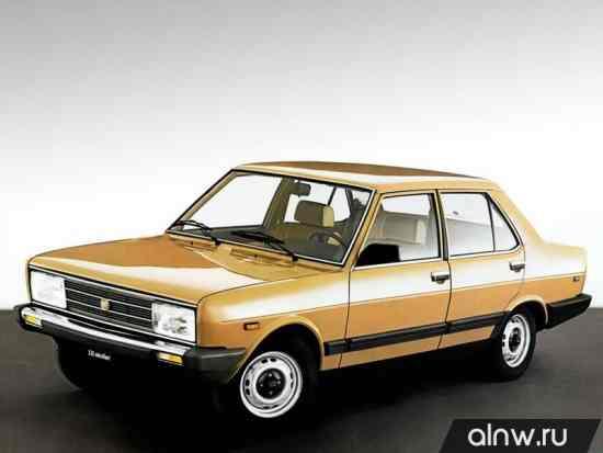 Fiat 131  Седан