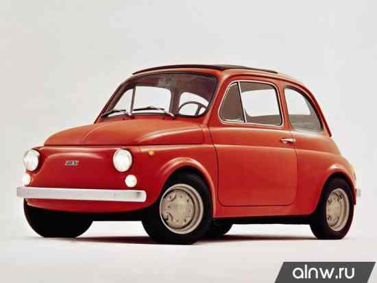 Fiat 500 I Хэтчбек 3 дв.