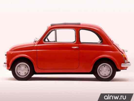 Инструкция по эксплуатации Fiat 500 I Хэтчбек 3 дв.