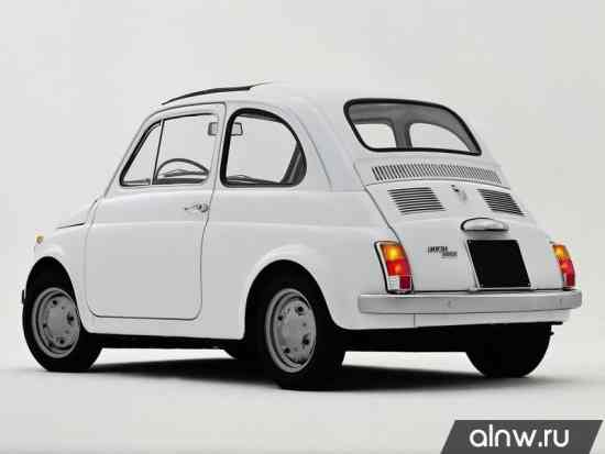 Каталог запасных частей Fiat 500 I Хэтчбек 3 дв.