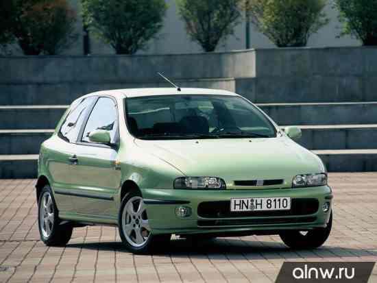 Fiat Bravo I Хэтчбек 3 дв.