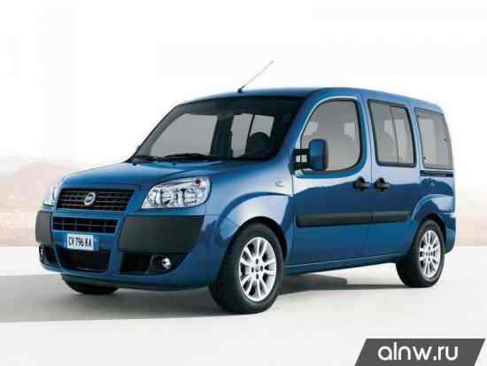 Руководство по ремонту Fiat Doblo I Рестайлинг Компактвэн