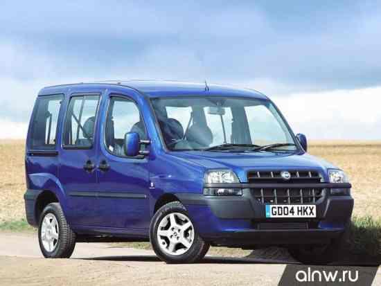 Fiat Doblo I Компактвэн