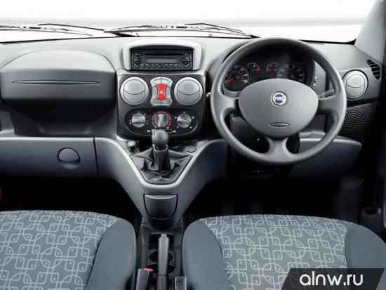 Каталог запасных частей Fiat Doblo I Компактвэн