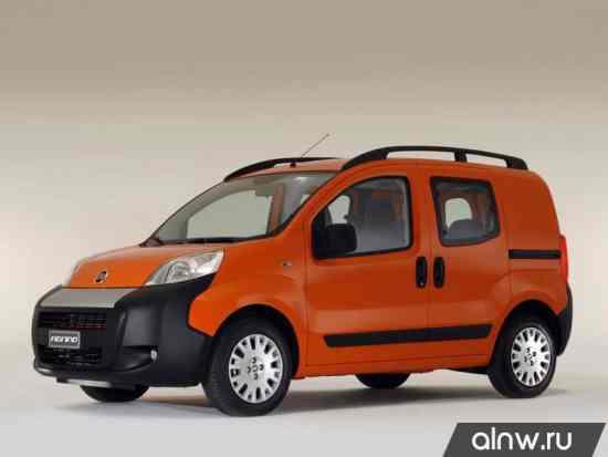 Инструкция по эксплуатации Fiat Fiorino III Компактвэн