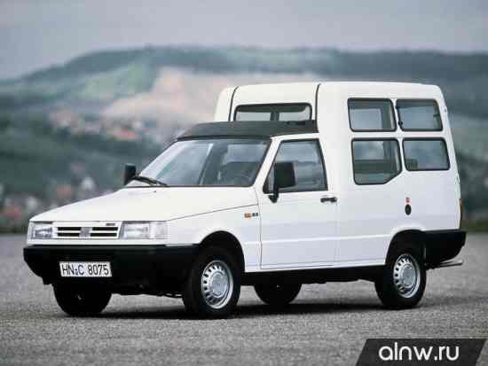 Fiat Fiorino I Компактвэн