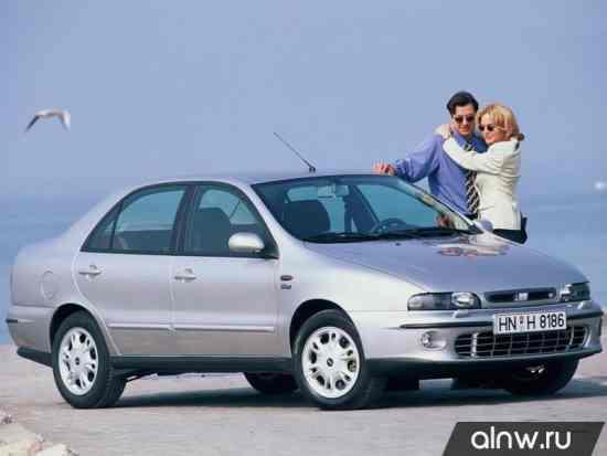 Каталог запасных частей Fiat Marea  Седан