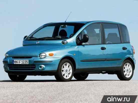 Fiat Multipla I Компактвэн