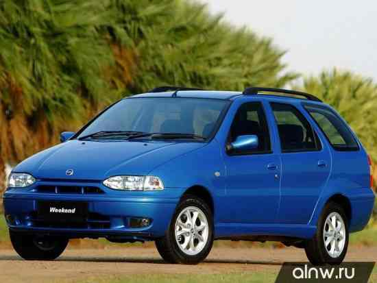 Fiat Palio  Универсал 5 дв.