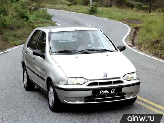 Fiat Palio  Хэтчбек 5 дв.