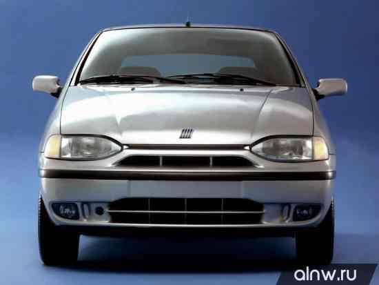 Fiat Palio Хэтчбек 3 дв.